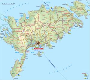 Saare maakond_kaart_L